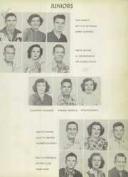 Page 17, 1952 Edition, Rankin High School - Red Devil Yearbook (Rankin, TX) online yearbook collection