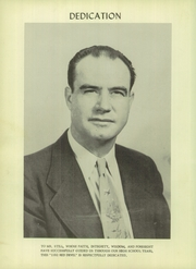 Page 8, 1952 Edition, Rankin High School - Red Devil Yearbook (Rankin, TX) online yearbook collection