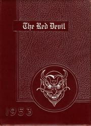 Page 1, 1953 Edition, Rankin High School - Red Devil Yearbook (Rankin, TX) online yearbook collection