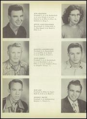 Page 12, 1953 Edition, Rankin High School - Red Devil Yearbook (Rankin, TX) online yearbook collection