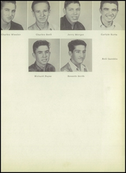Page 17, 1953 Edition, Rankin High School - Red Devil Yearbook (Rankin, TX) online yearbook collection
