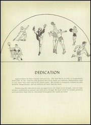 Page 6, 1953 Edition, Rankin High School - Red Devil Yearbook (Rankin, TX) online yearbook collection