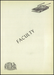 Page 7, 1953 Edition, Rankin High School - Red Devil Yearbook (Rankin, TX) online yearbook collection