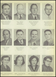 Page 9, 1953 Edition, Rankin High School - Red Devil Yearbook (Rankin, TX) online yearbook collection