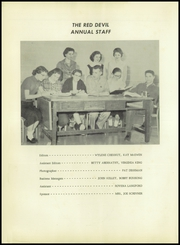 Page 6, 1957 Edition, Rankin High School - Red Devil Yearbook (Rankin, TX) online yearbook collection