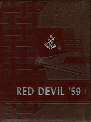 Page 1, 1959 Edition, Rankin High School - Red Devil Yearbook (Rankin, TX) online yearbook collection