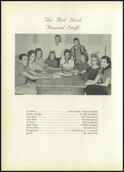 Page 8, 1959 Edition, Rankin High School - Red Devil Yearbook (Rankin, TX) online yearbook collection