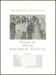 Page 5, 1960 Edition, Rankin High School - Red Devil Yearbook (Rankin, TX) online yearbook collection