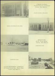 Page 14, 1952 Edition, Farwell High School - Roundup Yearbook (Farwell, TX) online yearbook collection