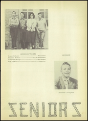 Page 15, 1952 Edition, Farwell High School - Roundup Yearbook (Farwell, TX) online yearbook collection