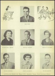 Page 17, 1952 Edition, Farwell High School - Roundup Yearbook (Farwell, TX) online yearbook collection