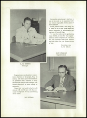 Page 12, 1955 Edition, Farwell High School - Roundup Yearbook (Farwell, TX) online yearbook collection