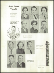 Page 14, 1955 Edition, Farwell High School - Roundup Yearbook (Farwell, TX) online yearbook collection