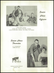 Page 16, 1955 Edition, Farwell High School - Roundup Yearbook (Farwell, TX) online yearbook collection