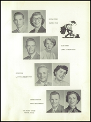 Page 17, 1955 Edition, Farwell High School - Roundup Yearbook (Farwell, TX) online yearbook collection