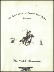 Page 5, 1955 Edition, Farwell High School - Roundup Yearbook (Farwell, TX) online yearbook collection