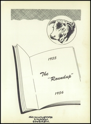 Page 5, 1956 Edition, Farwell High School - Roundup Yearbook (Farwell, TX) online yearbook collection