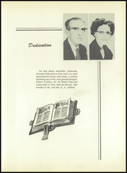 Page 7, 1956 Edition, Farwell High School - Roundup Yearbook (Farwell, TX) online yearbook collection