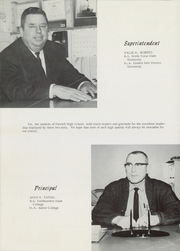 Page 10, 1965 Edition, Farwell High School - Roundup Yearbook (Farwell, TX) online yearbook collection