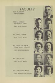 Page 17, 1946 Edition, Somerville High School - Chieftain Yearbook (Somerville, TX) online yearbook collection
