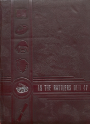 Page 1, 1947 Edition, Stinnett High School - Rattler Yearbook (Stinnett, TX) online yearbook collection