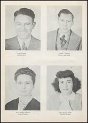 Page 16, 1947 Edition, Stinnett High School - Rattler Yearbook (Stinnett, TX) online yearbook collection