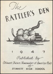Page 7, 1947 Edition, Stinnett High School - Rattler Yearbook (Stinnett, TX) online yearbook collection
