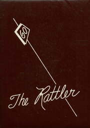 Page 1, 1960 Edition, Stinnett High School - Rattler Yearbook (Stinnett, TX) online yearbook collection