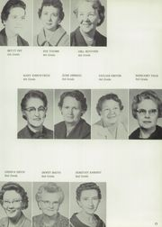 Page 17, 1960 Edition, Stinnett High School - Rattler Yearbook (Stinnett, TX) online yearbook collection