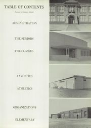 Page 7, 1960 Edition, Stinnett High School - Rattler Yearbook (Stinnett, TX) online yearbook collection