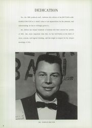 Page 8, 1960 Edition, Stinnett High School - Rattler Yearbook (Stinnett, TX) online yearbook collection