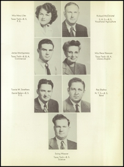 Page 13, 1950 Edition, Sundown High School - Gusher Yearbook (Sundown, TX) online yearbook collection
