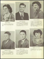 Page 17, 1950 Edition, Sundown High School - Gusher Yearbook (Sundown, TX) online yearbook collection
