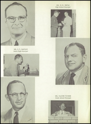 Page 11, 1956 Edition, Sundown High School - Gusher Yearbook (Sundown, TX) online yearbook collection