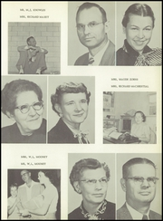 Page 17, 1956 Edition, Sundown High School - Gusher Yearbook (Sundown, TX) online yearbook collection