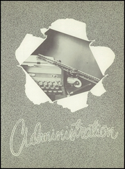 Page 9, 1956 Edition, Sundown High School - Gusher Yearbook (Sundown, TX) online yearbook collection