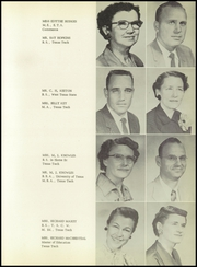Page 15, 1957 Edition, Sundown High School - Gusher Yearbook (Sundown, TX) online yearbook collection