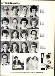 Page 15, 1979 Edition, Sundown High School - Gusher Yearbook (Sundown, TX) online yearbook collection