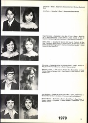 Page 17, 1979 Edition, Sundown High School - Gusher Yearbook (Sundown, TX) online yearbook collection