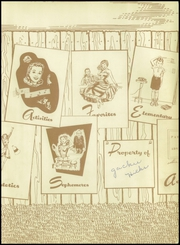 Page 3, 1951 Edition, Roscoe High School - Gleaner Yearbook (Roscoe, TX) online yearbook collection