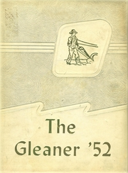 Page 1, 1952 Edition, Roscoe High School - Gleaner Yearbook (Roscoe, TX) online yearbook collection
