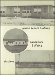 Page 11, 1952 Edition, Roscoe High School - Gleaner Yearbook (Roscoe, TX) online yearbook collection