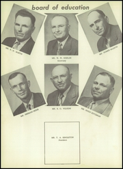 Page 14, 1952 Edition, Roscoe High School - Gleaner Yearbook (Roscoe, TX) online yearbook collection