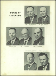 Page 10, 1954 Edition, Roscoe High School - Gleaner Yearbook (Roscoe, TX) online yearbook collection