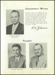 Page 11, 1954 Edition, Roscoe High School - Gleaner Yearbook (Roscoe, TX) online yearbook collection