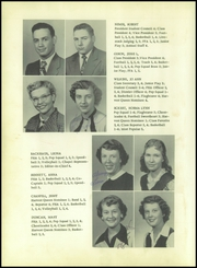Page 16, 1954 Edition, Roscoe High School - Gleaner Yearbook (Roscoe, TX) online yearbook collection