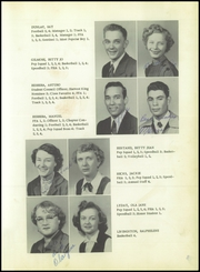 Page 17, 1954 Edition, Roscoe High School - Gleaner Yearbook (Roscoe, TX) online yearbook collection