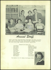 Page 8, 1954 Edition, Roscoe High School - Gleaner Yearbook (Roscoe, TX) online yearbook collection