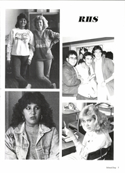 Page 11, 1987 Edition, Roscoe High School - Gleaner Yearbook (Roscoe, TX) online yearbook collection