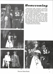 Page 17, 1987 Edition, Roscoe High School - Gleaner Yearbook (Roscoe, TX) online yearbook collection